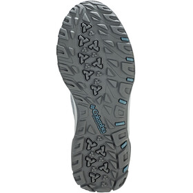 Columbia Peakfreak XCRSN II XCEL Mid Outdry - Chaussures Femme - gris/Bleu pétrole